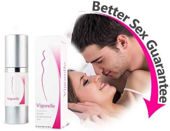 Vigorelle guarantees better sex